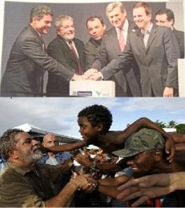 Lula: Pobres & Ricos = Justiça & Governabilidade