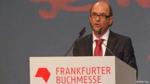 Luiz Ruffato em Frankfurt