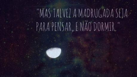 frases madrugada lua